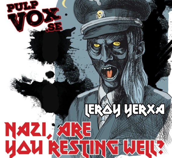 Nazi, are you resting well? – Leroy Yerxa