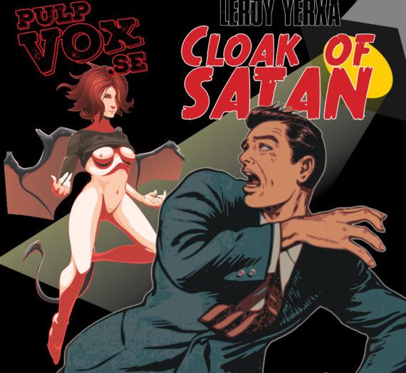 Cloak of Satan – Leroy Yerxa